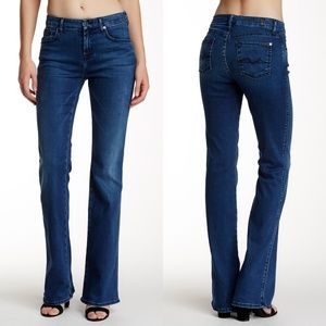 7 For All Mankind Kimmie Bootcut Jeans Size 31